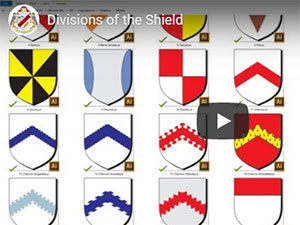 Divisions of the Shield